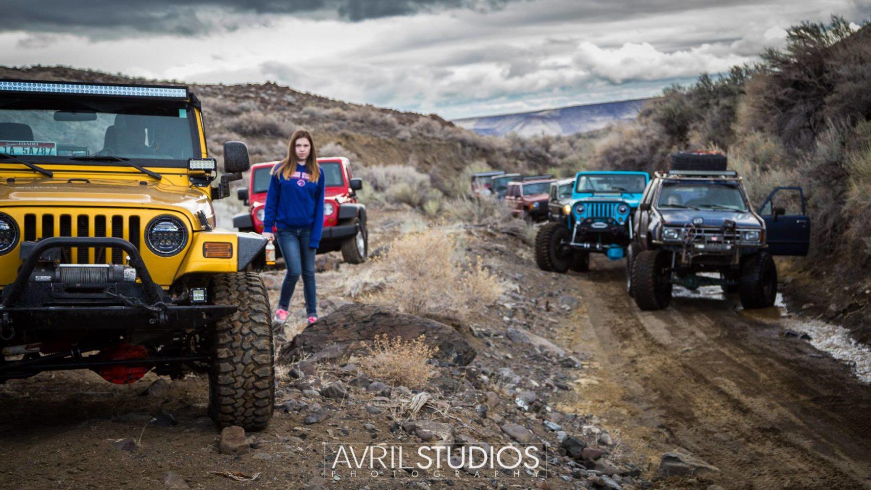 Jeep Run