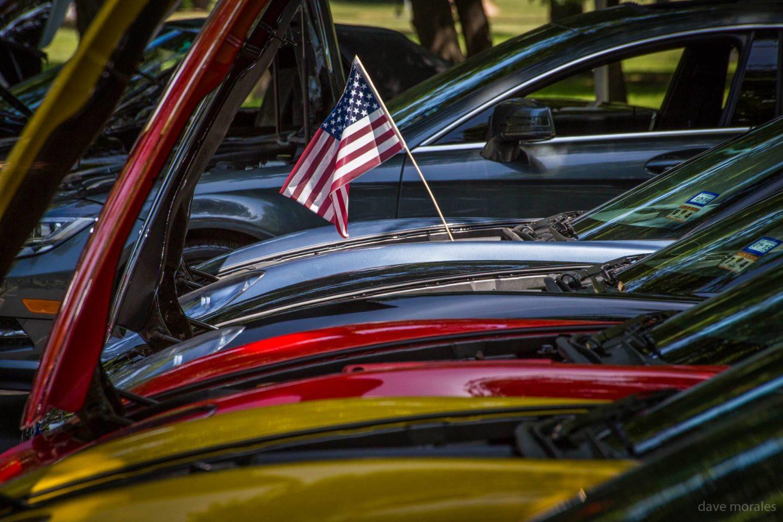 Corvette Line up