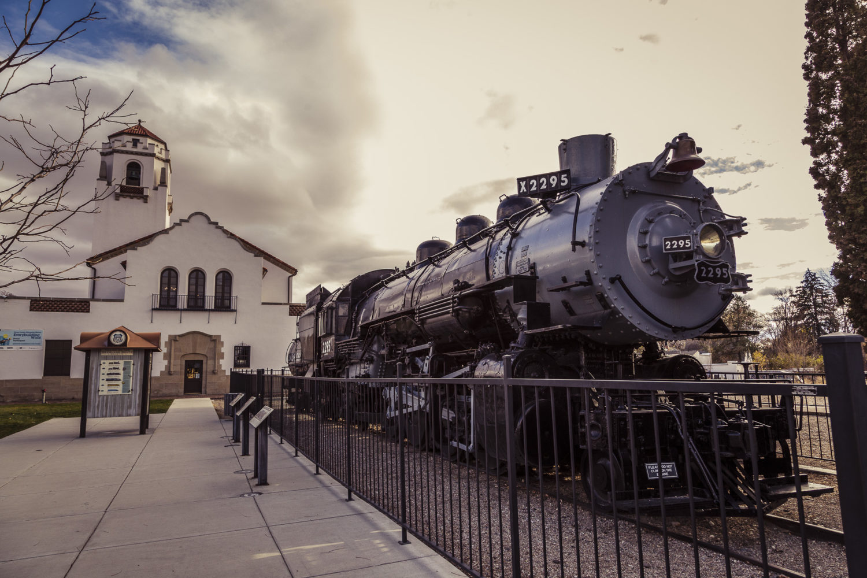 Boise Depot Train
