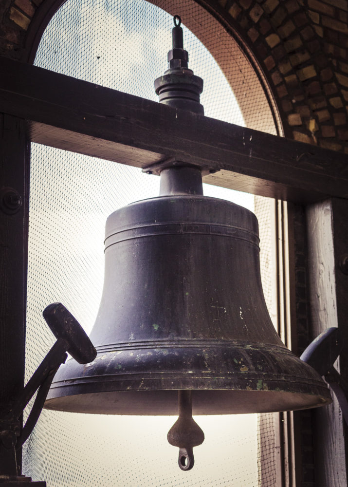 Boise Depot Tower Bell