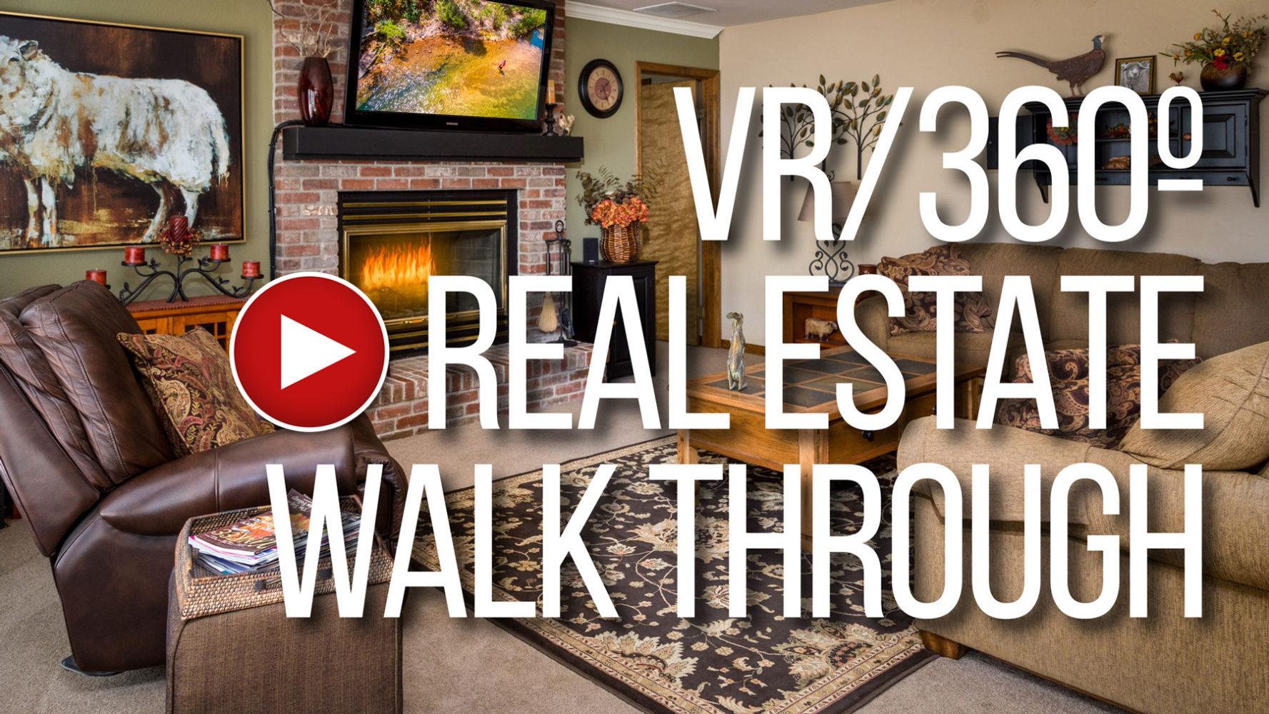 VR/360º Video Walkthrough