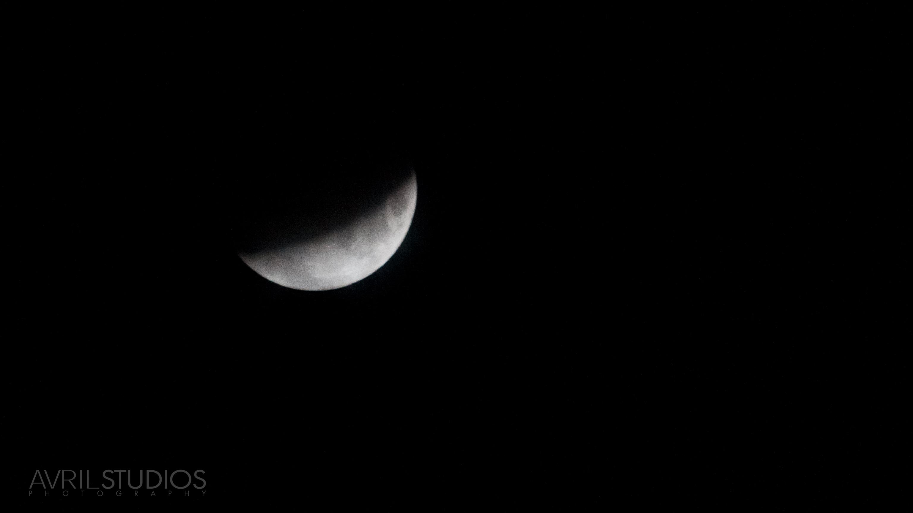 Super Blue Blood Moon Lunar Eclipse